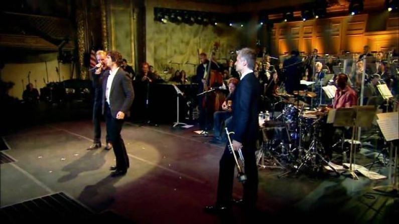 Chris Botti ft. Sting, Josh Groban – Shape Of My Heart