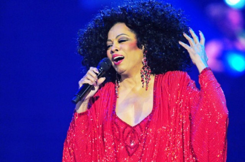 Diana Ross – Chain Reaction