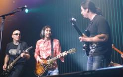 Joe Satriani & John Petrucci – Summer song