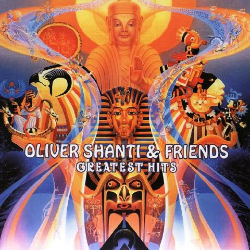 Oliver Shanti – Luohan Amitabha's Hands