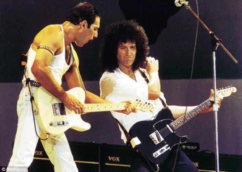 Queen – Live Aid – Part 1