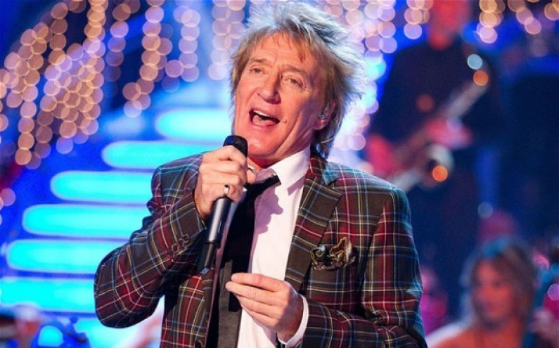 Rod Stewart – The First Cut Is The Deepest