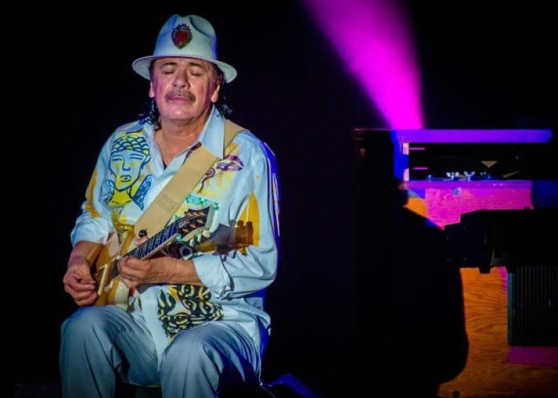 Santana – Angel of Air