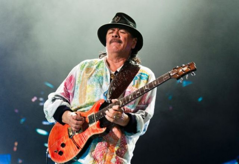 Santana – Bliss the Eternal Now