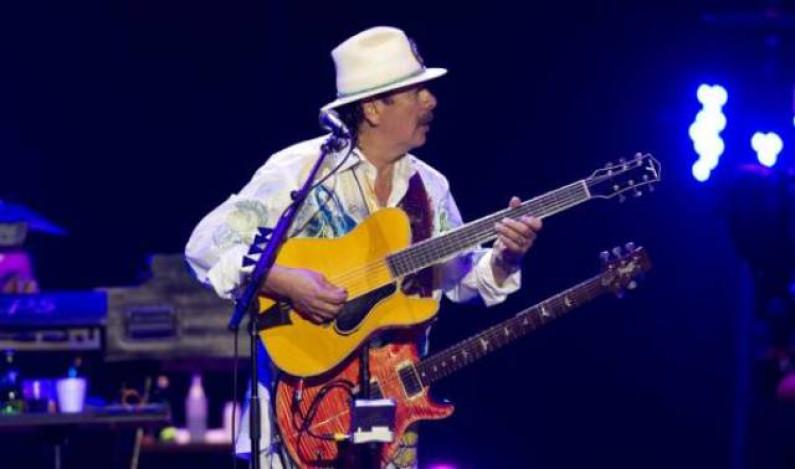 Santana – Eres La Luz