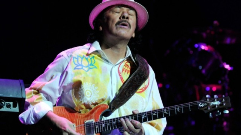 Santana – Never the Same Again
