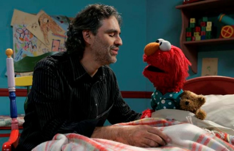 Sesame Street – Andrea Bocelli's Lullabye To Elmo
