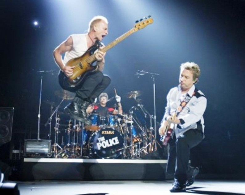 The Police – Synchronicity 2