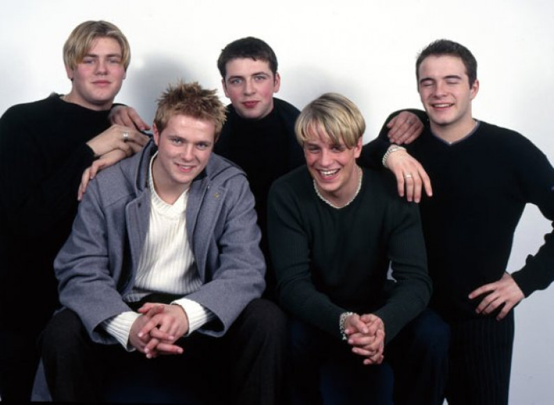 Westlife – I Have A Dream