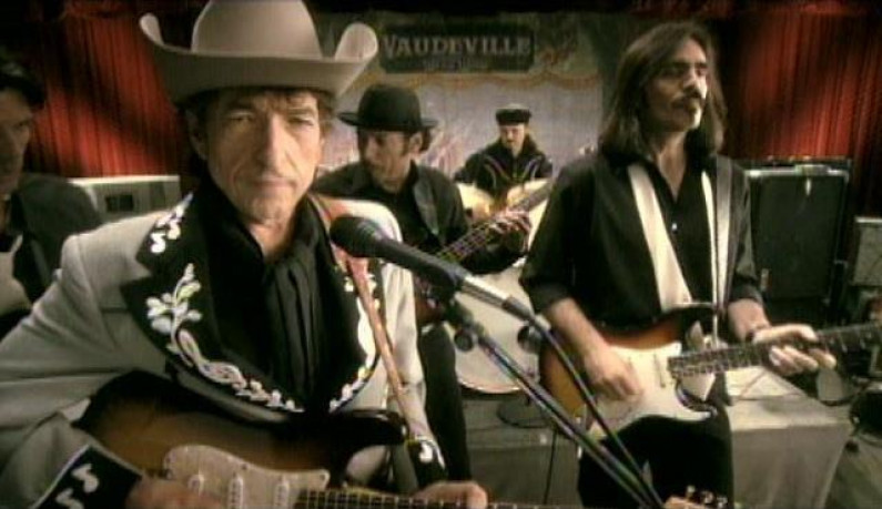 Bob Dylan – Thunder On The Mountain