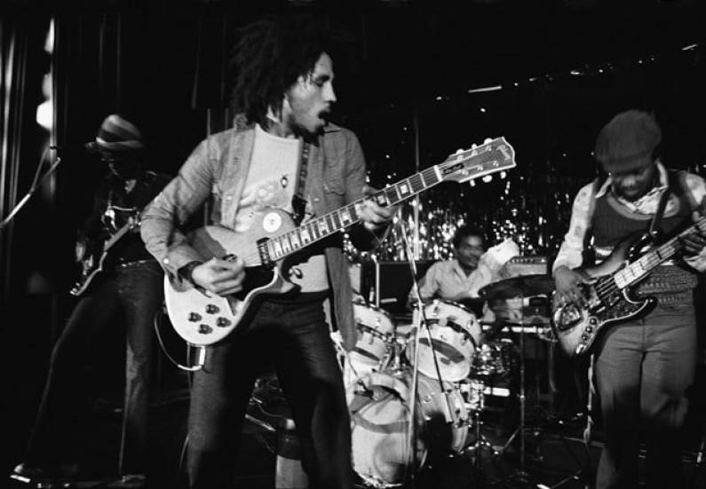 Bob Marley – Concrete Jungle