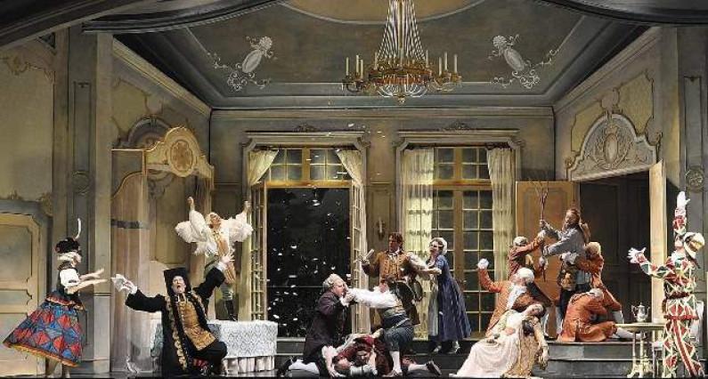 Wolfgang Amadeus Mozart – The Marriage of Figaro
