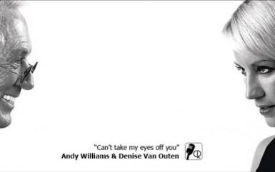 Andy Williams & Denise Van Outen – Can't Take My Eyes