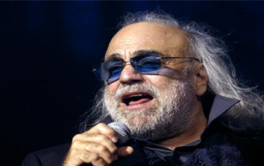Demis Roussos – My only fascination