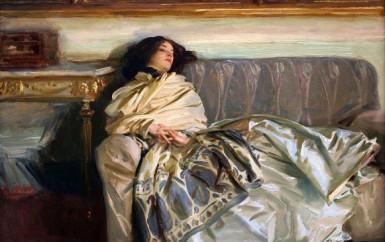 John Singer Sargent – American portrait painter