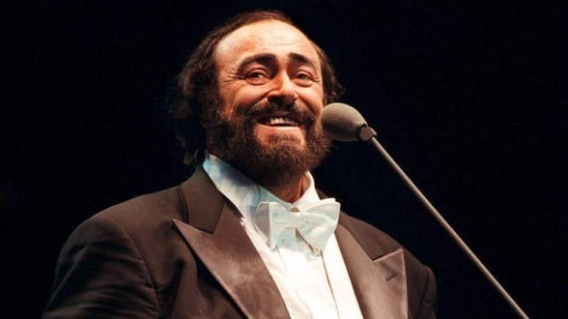 Luciano Pavarotti – Torna A Surriento