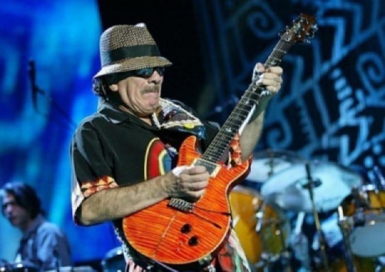 Carlos Santana – Mirage