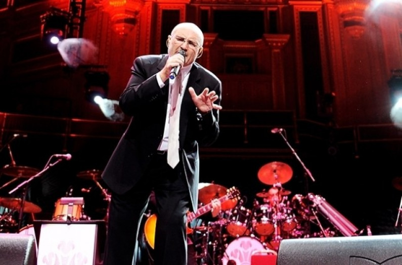 Phil Collins – True Colours