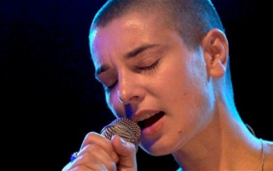 Sinead O' Connor – Don't cry for me Argentina