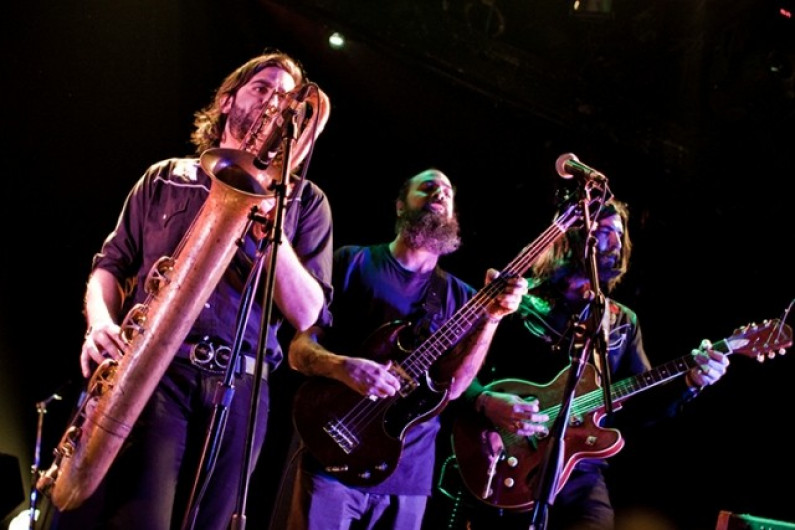 The Budos Band – Ride or Die