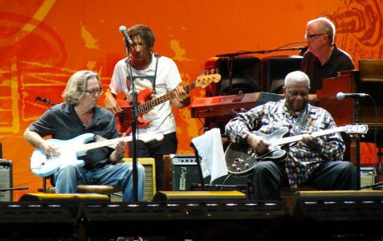 B. B. King & Eric Clapton – The Thrill Is Gone