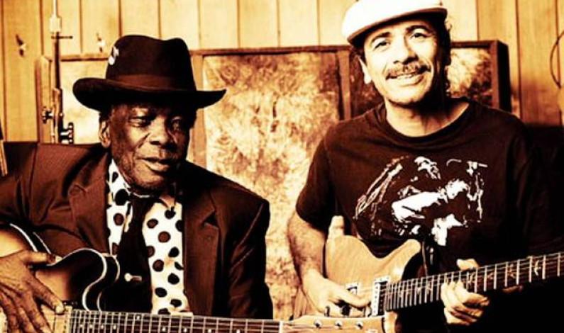 John Lee Hooker & Santana – The Healer
