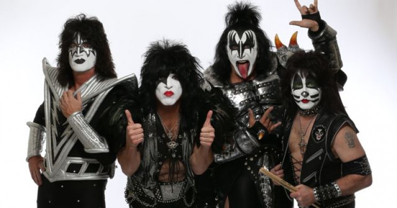 Kiss – I was made for loving you