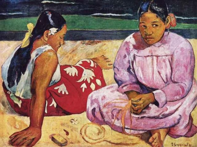 Paul Gauguin – French Impressionist painter