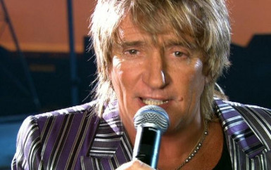 Rod Stewart – Have You Ever Seen The Rain
