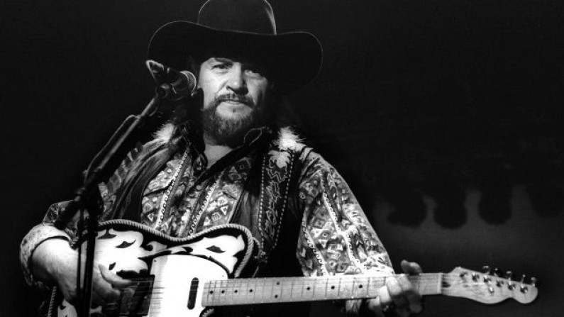 Waylon Jennings – A Long Time Ago