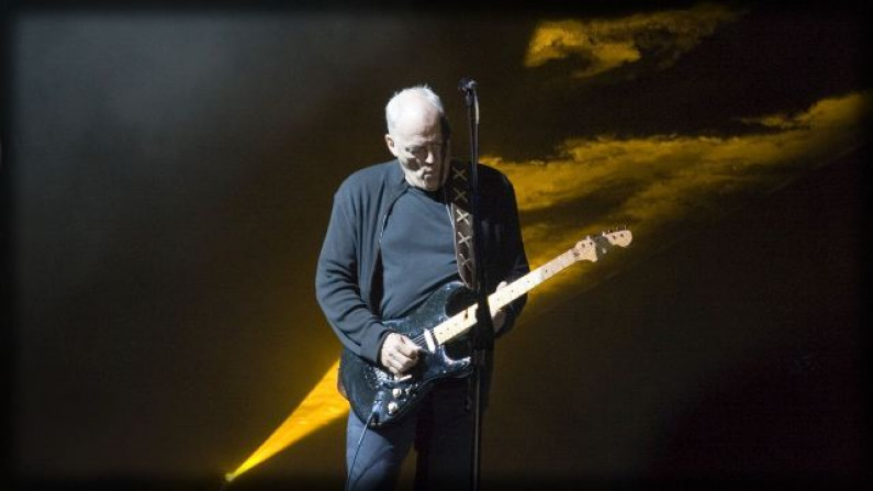 David Gilmour – I Put A Spell On You