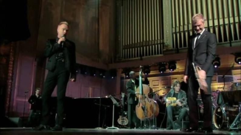 Sting & Chris Botti – Seven Days