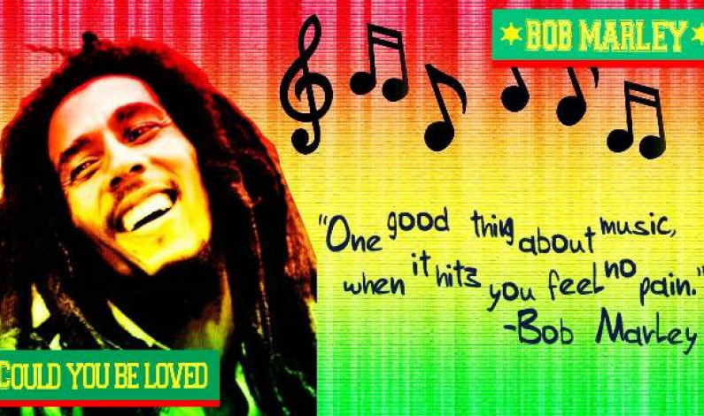 Bob Marley & The Wailers – Could You Be Loved (12′ Mix)