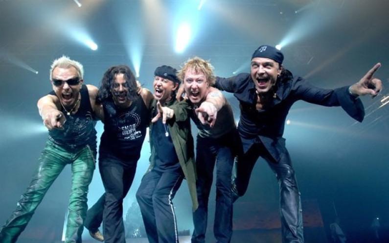 Scorpions – Latest Flame
