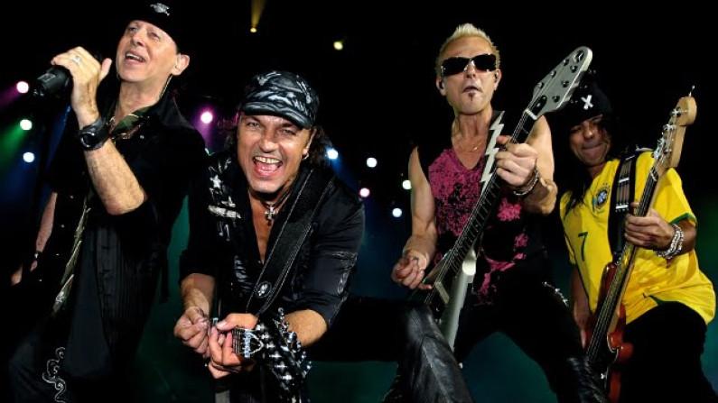 Scorpions – Mind Power