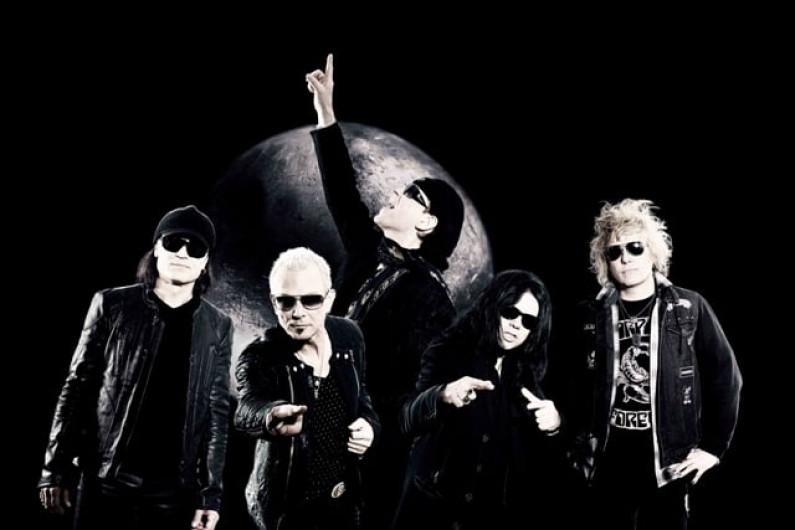 Scorpions – Rock Zone