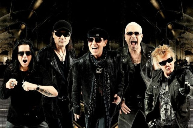 Scorpions – You're Lovin' Me To Death