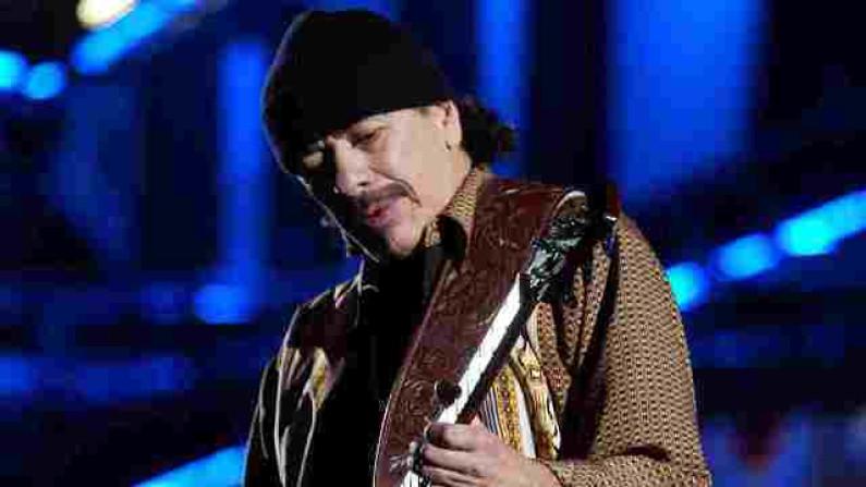 Carlos Santana – All The Love Of The Universe