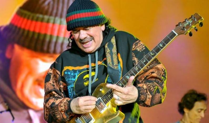 Carlos Santana – Eternal Caravan of Reincarnation