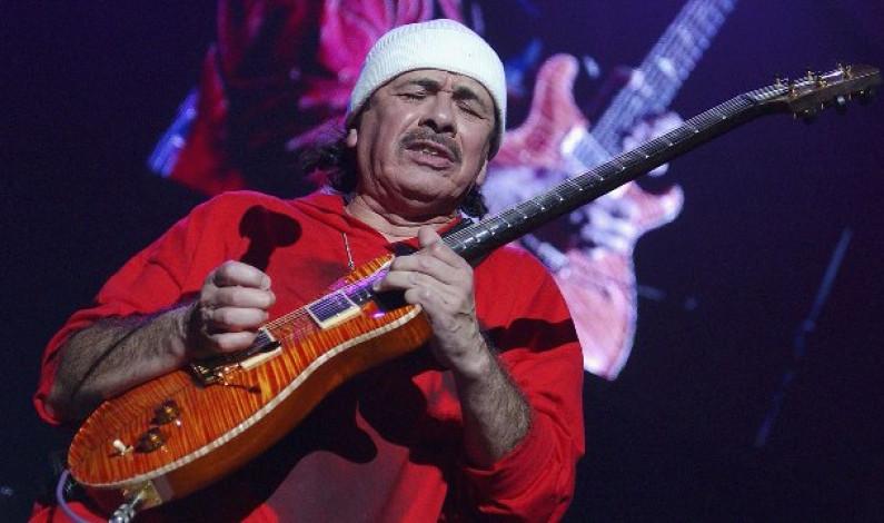 Carlos Santana – Feels like fire ft. Dido