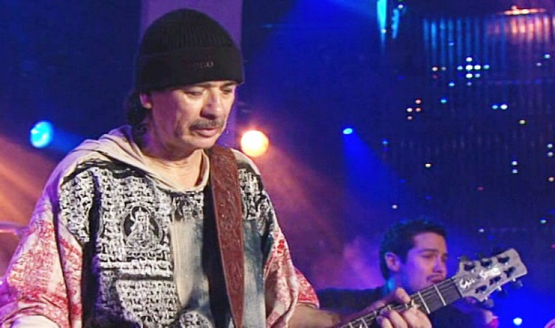 Carlos Santana – Imagine