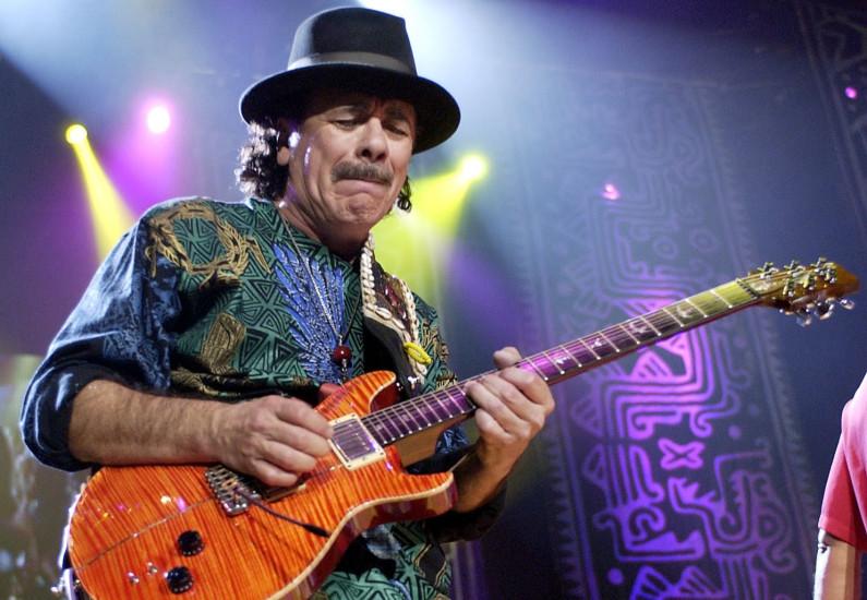 Carlos Santana – Soul Sacrifice/ Don't Try This At Home