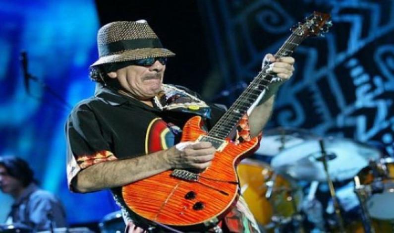 Carlos Santana ft  Melkie Jean Gover – Since Supernatural