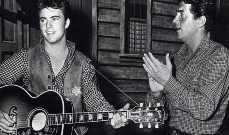 Dean Martin & Ricky Nelson – My Rifle, My Pony And Me