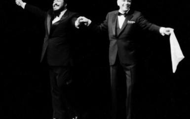 Frank Sinatra & Luciano Pavarotti – My Way