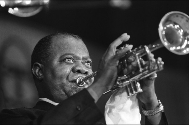Louis Armstrong – My One and Only Love