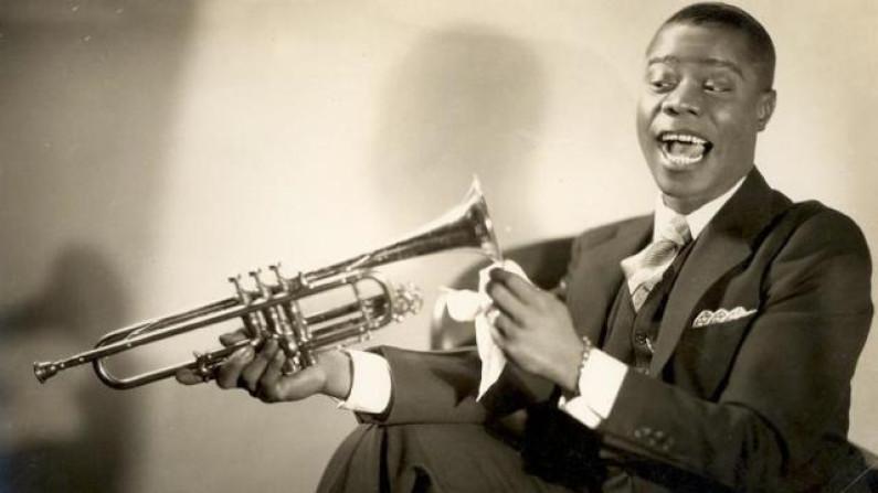 Louis Armstrong – Sweet Georgia Brown