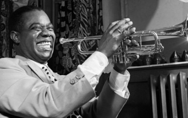 Louis Armstrong – Blue Skies