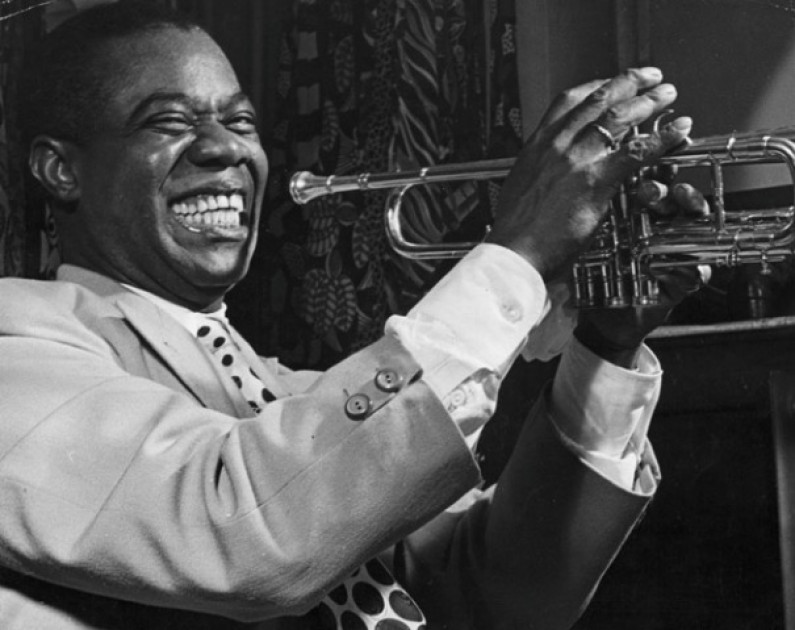 Louis Armstrong – Blueberry Hill