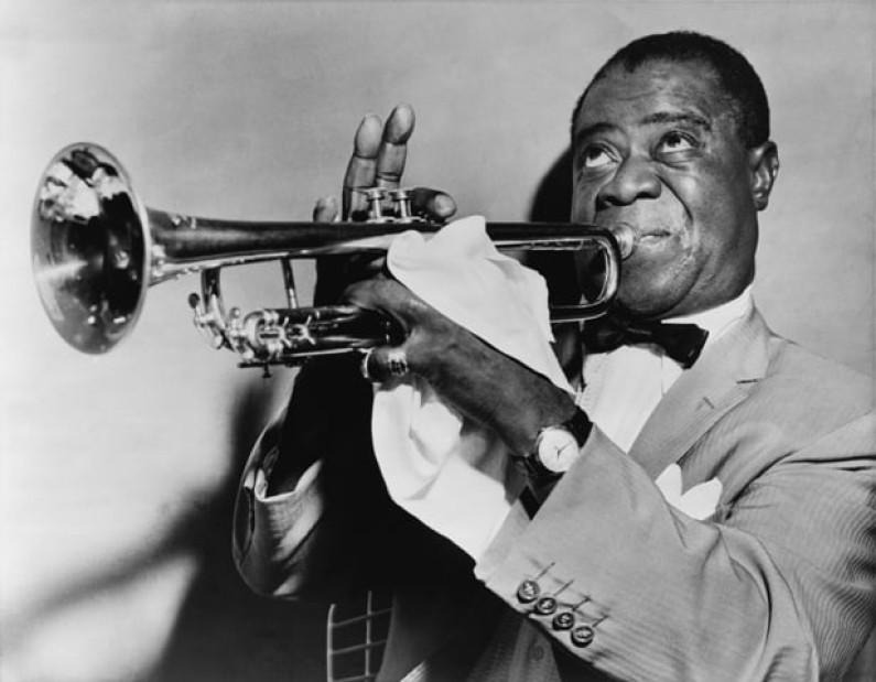 Louis Armstrong – La Vie En Rose